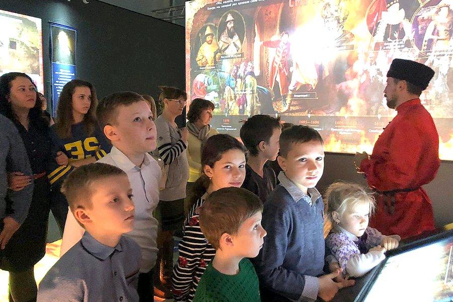 """""""РОССИЯ - МОЯ ИСТОРИЯ"""""""