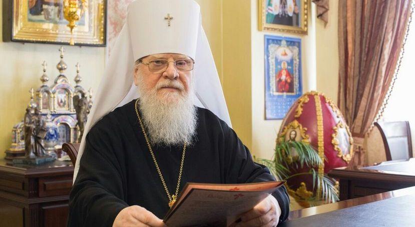 Пасхальное послание митрополита Екатеринодарского и Кубанского Исидора